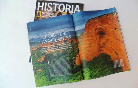 National Geographic Las Médulas