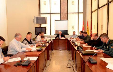 Reunión de la Comisión de Caza celebrada esta mañana