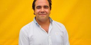 Benjamín García, empresario y amante del compositor (Bobe)