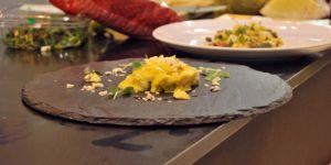 Platos cocinados con Pera Conferencia y Manzana Reineta del Bierzo (comerdeleon)
