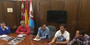 La prueba fue presentada en el Ayuntamiento de Ponferrada