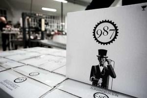 El diseño de la marca tiene claras reminiscencias londinenses (C. Sánchez/Ical)