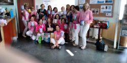 El golf femenino se disputó el Torneo la Carrasca