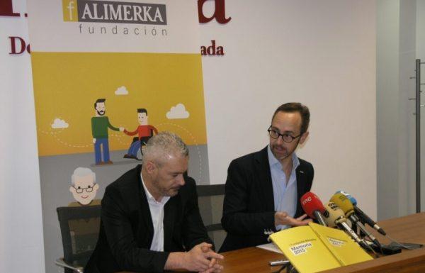 La Fundación Alimerka presentó su memoria de 2015 en la Cámara de Comercio de Ponferrada