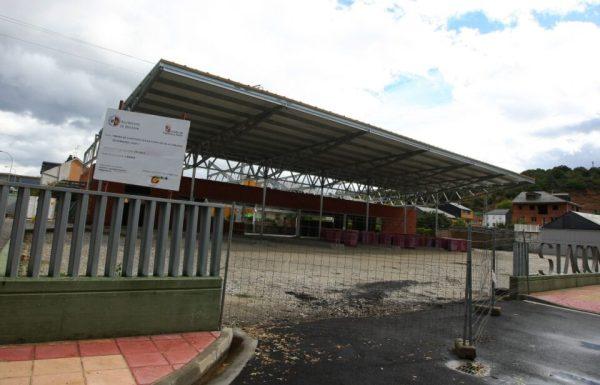La Estación de autobuses de Bembibre  / C. SÁNCHEZ