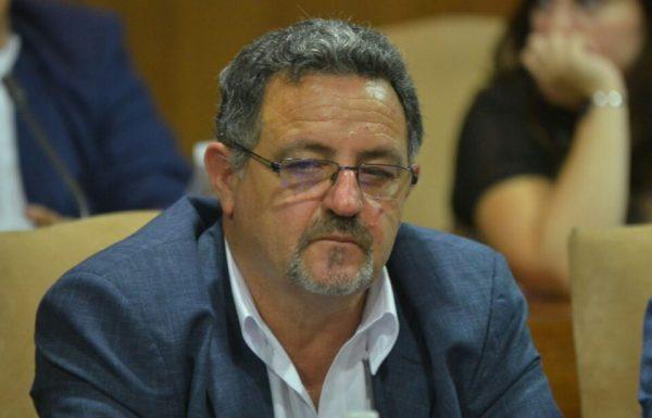 Imagen de Carlos Fernández, concejal de Comercio de Ponferrada. / QUINITO