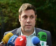 Iván Alonso, concejal de Medio Rural de Ponferrada. / QUINITO
