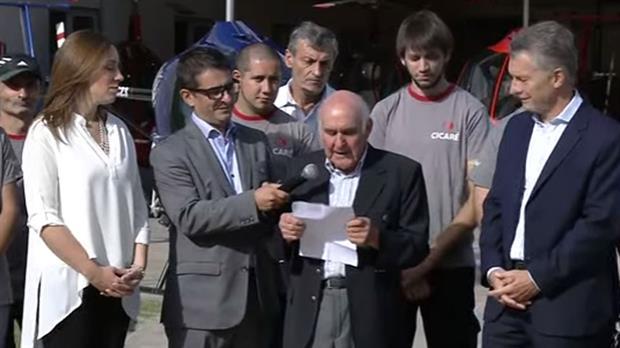 Saladillo Macri Vidal