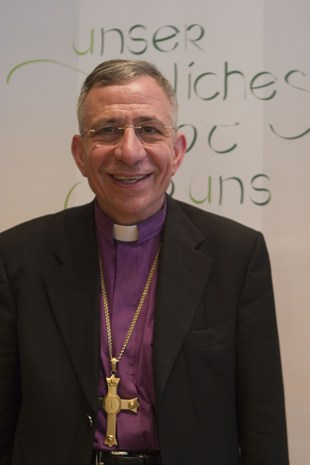 Bishop Munib Younan