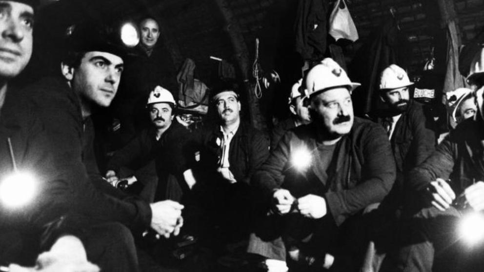 sindicatos mineros