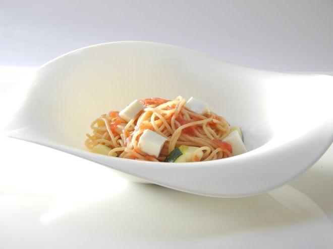 Espaguetis de Verano