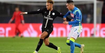 ESPN 2 transmite en vivo Napoli vs Paris Saint Germain por la UEFA Champions League 2018/19 | El ...