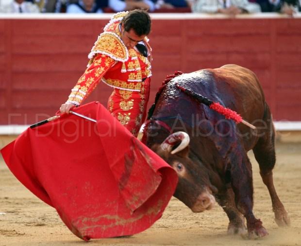 Fandi Castella y Manzanares Feria Albacete Toros  28