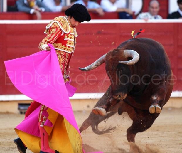 Fandi Castella y Manzanares Feria Albacete Toros  37