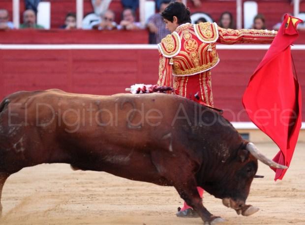 Fandi Castella y Manzanares Feria Albacete Toros  39