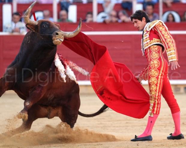 Fandi Castella y Manzanares Feria Albacete Toros  41