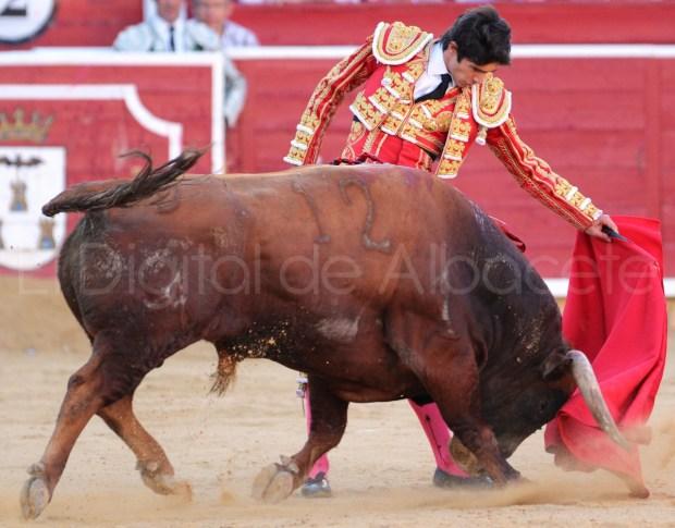 Fandi Castella y Manzanares Feria Albacete Toros  45
