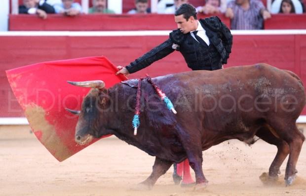 Fandi Castella y Manzanares Feria Albacete Toros  50