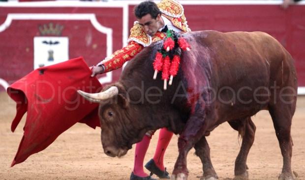 Fandi Castella y Manzanares Feria Albacete Toros  57