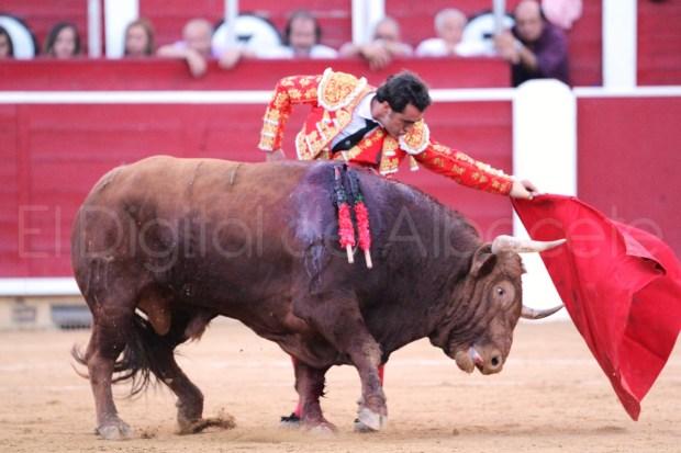 Fandi Castella y Manzanares Feria Albacete Toros  59