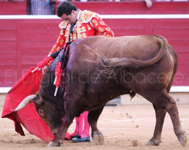 Fandi Castella y Manzanares Feria Albacete Toros  60