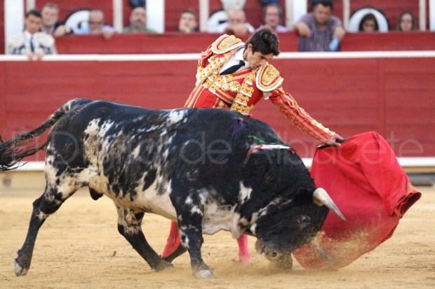 Fandi Castella y Manzanares Feria Albacete Toros  63
