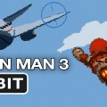 16-BIT-Hommage an Iron Man 3