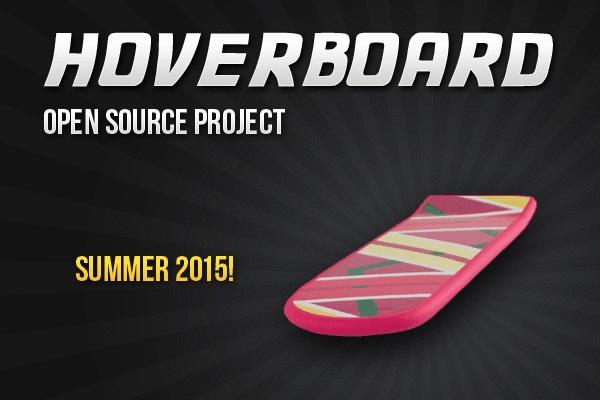 hoverboard projekt