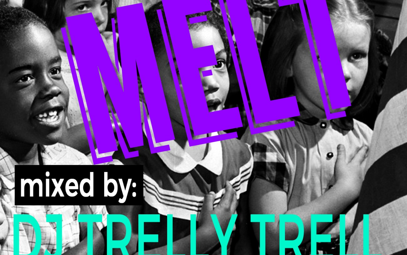 Melt Mix Vol. Won, Issue 9 Mixed by DJ Trelly Trell