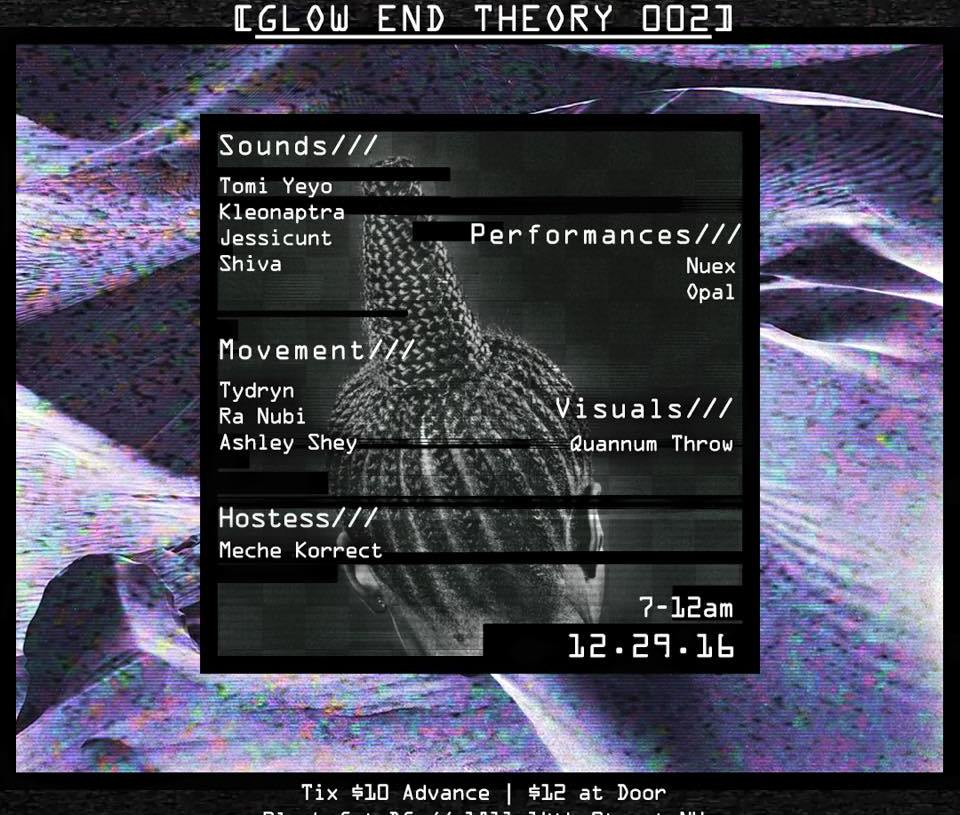 Recap: Glow End Theory Vol. 002 in 360 Degrees