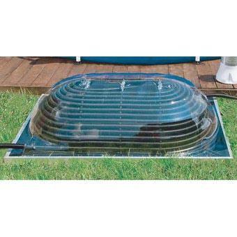 Le chauffage solaire pour votre piscine electricit et for Piscine miroir inconvenient