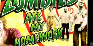 SchoolBoy – Zombies Ate My Homework