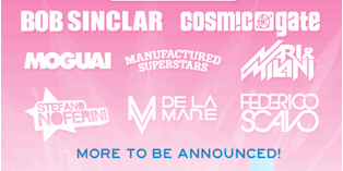 Juicy Beach Lineup Announced AND a Chance to Join the Juicy Music Label!