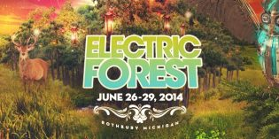 Electric Forest 2014: A Preview