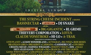 Electric Forest Drops Dual 2017 Lineups