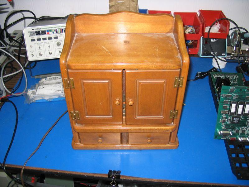 Guild Spice Chest Radio Restoration