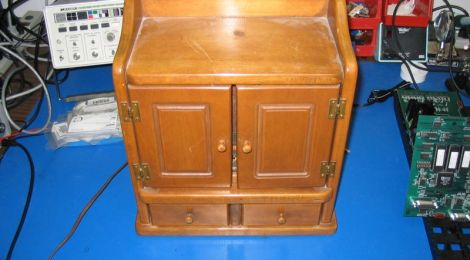 Guild Spice Chest Radio Restoration