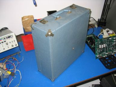 Dyna-Jet 707 vacuum tube tester