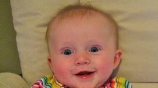 Iris' smile