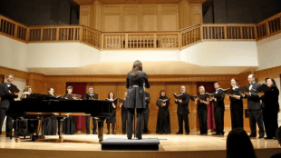 Colorado Springs Chorale's Chamber Singers