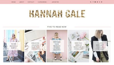 15 Examples of Beautifully Designed WordPress Lifestyle ...