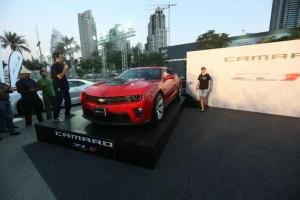 Camaro ZL1 Activation Event