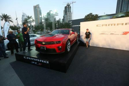 Camaro ZL1 Activation Event