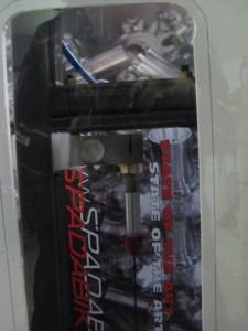 5445 Spadabike macchina test 06