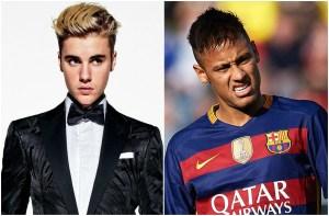 Bieber Neymar