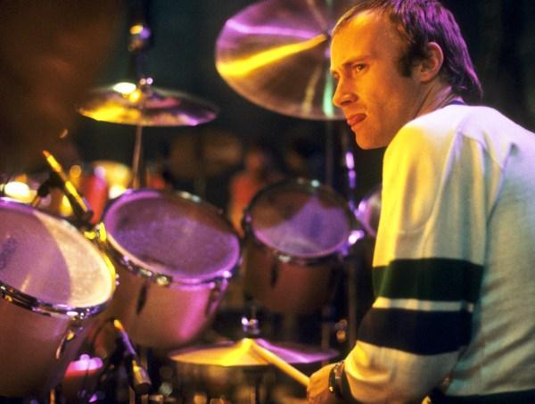Phil Collins en Genesis