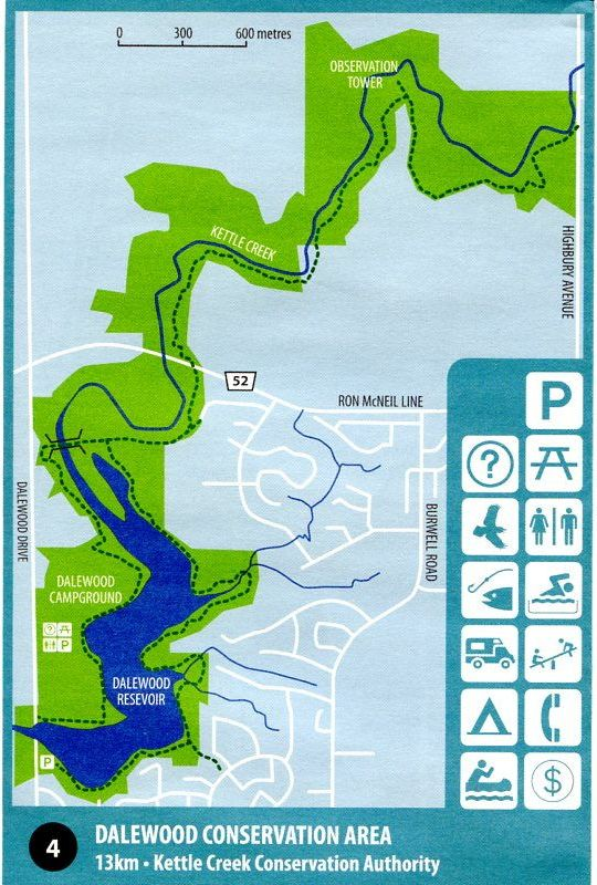 Map of Dalewood CA