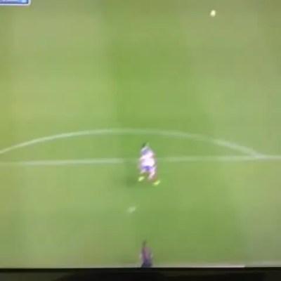 (0-1) Espectacular golazo del Celta para adelantarse en el Calderón (video)