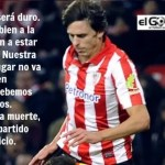 Iturraspe revela la clave de un Athletic motivado para ganar al Nápoles