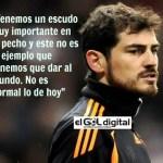 Casillas explota contra el equipo tras la derrota en San Sebastián